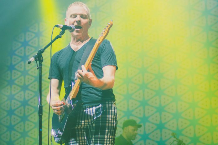 Belle and Sebastian no Pitchfork Paris 4