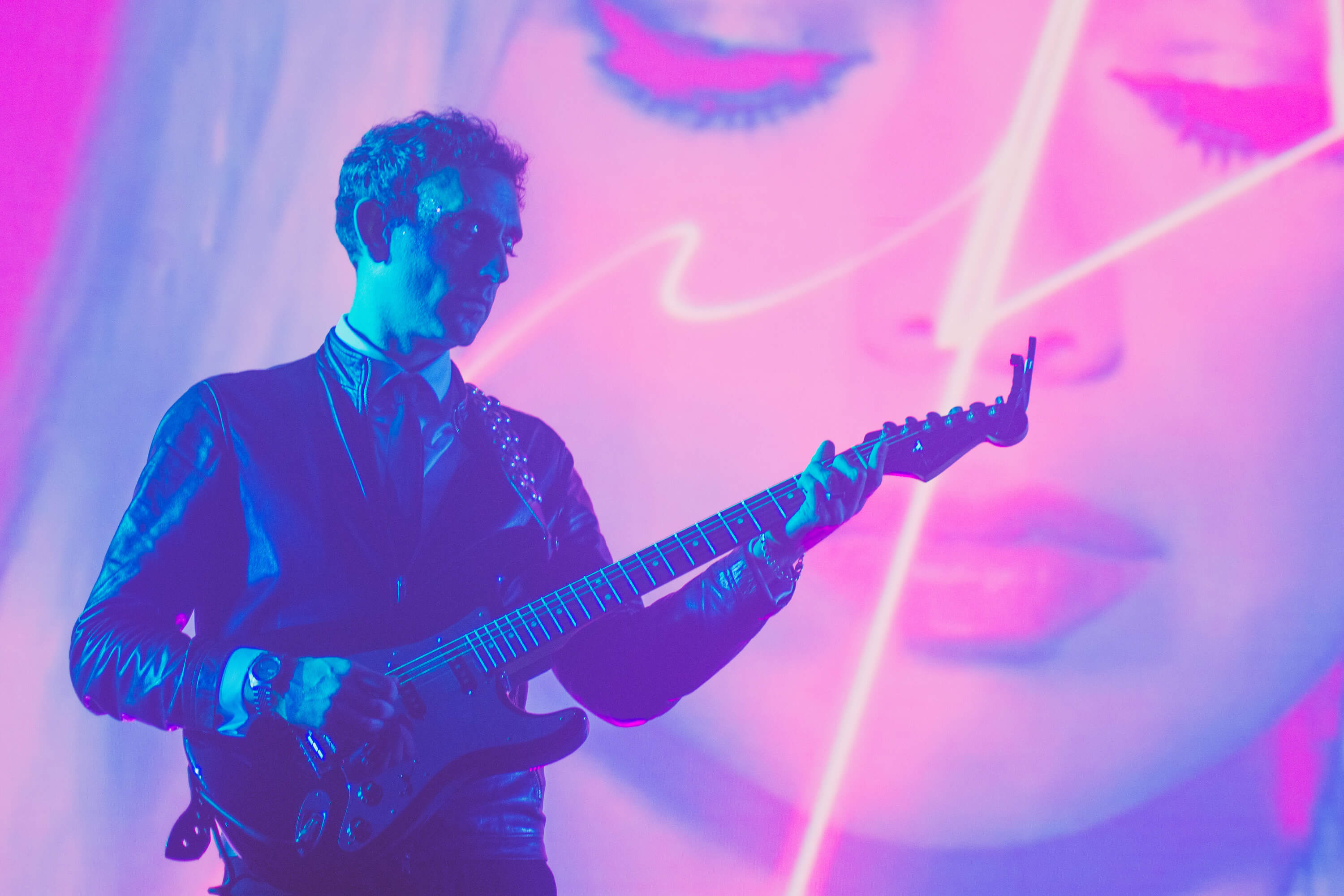 Chromatics no Pitchfork Paris