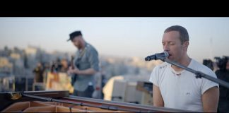 Coldplay Jordania