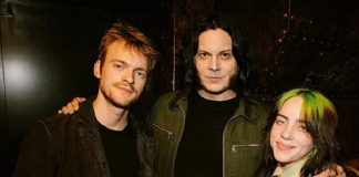 Finneas, Jack White e Billie Eilish