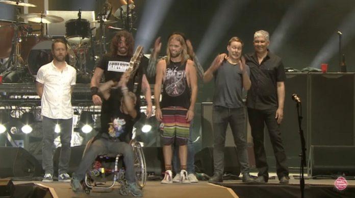 Foo Fighters Sziget Festival Gal Mizrachi