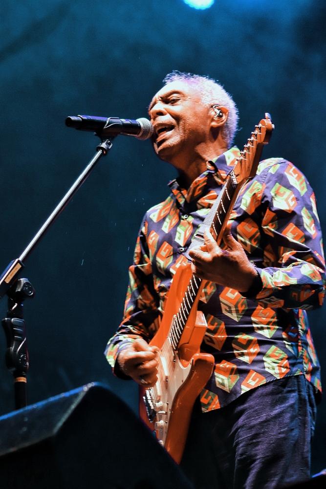 Gilberto Gil em Salvador, Encontros Tropicais