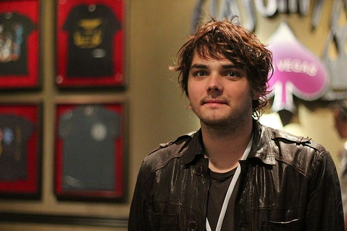 Gerard Way (My Chemical Romance)
