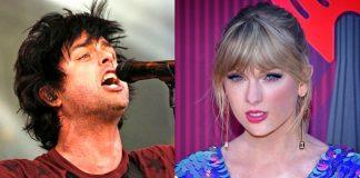Green Day e Taylor Swift