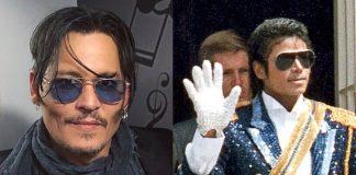 Johnny Depp e Michael Jackson