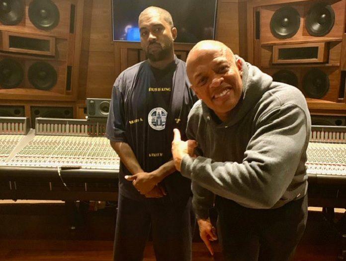 Kanye West e Dr DRE