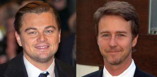 Leonardo DiCaprio e Edward Norton
