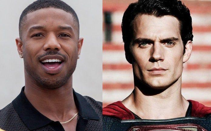 Michael B Jordan Superman da DC