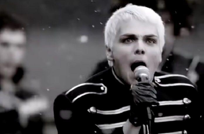 Gerard Way, do My Chemical Romance