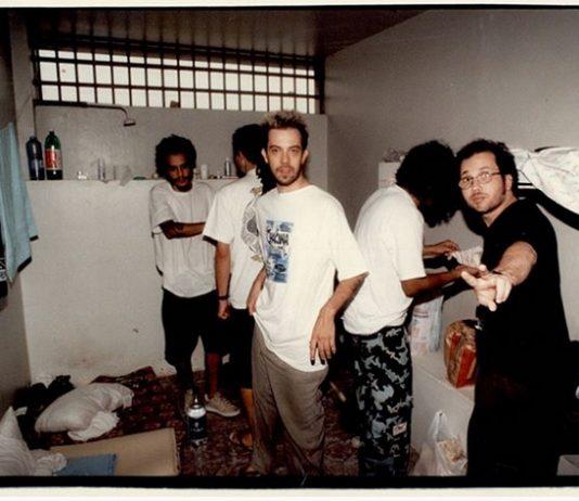 Planet Hemp prisão 1997
