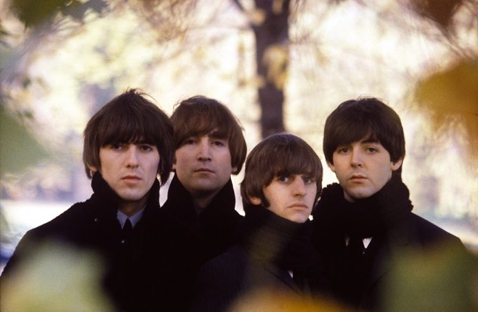 The Beatles por Robert Freeman