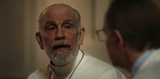 The New Pope com John Malkovich