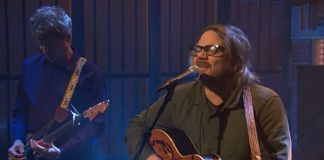 Wilco no Seth Meyers