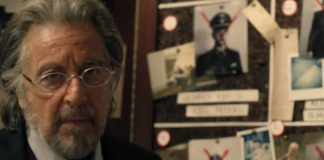 "Al Pacino em ""Hunters"""