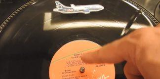 Avião, Vinil e o Terraplanismo