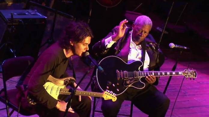 B.B. King e John Mayer