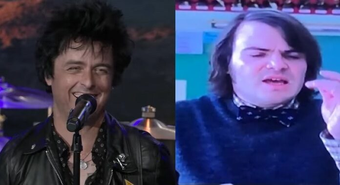 Billie Joe e Jack Black