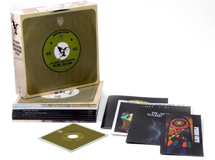 Black Sabbath - Vinyl Collection