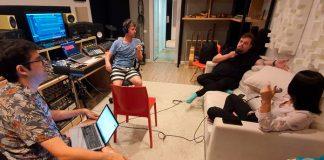 Gravação do Podcast Fast Forward