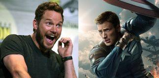 Chris Pratt/Capitão América