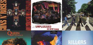Black Friday: discos de vinil com desconto