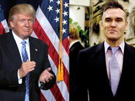 Donald Trump e Morrissey