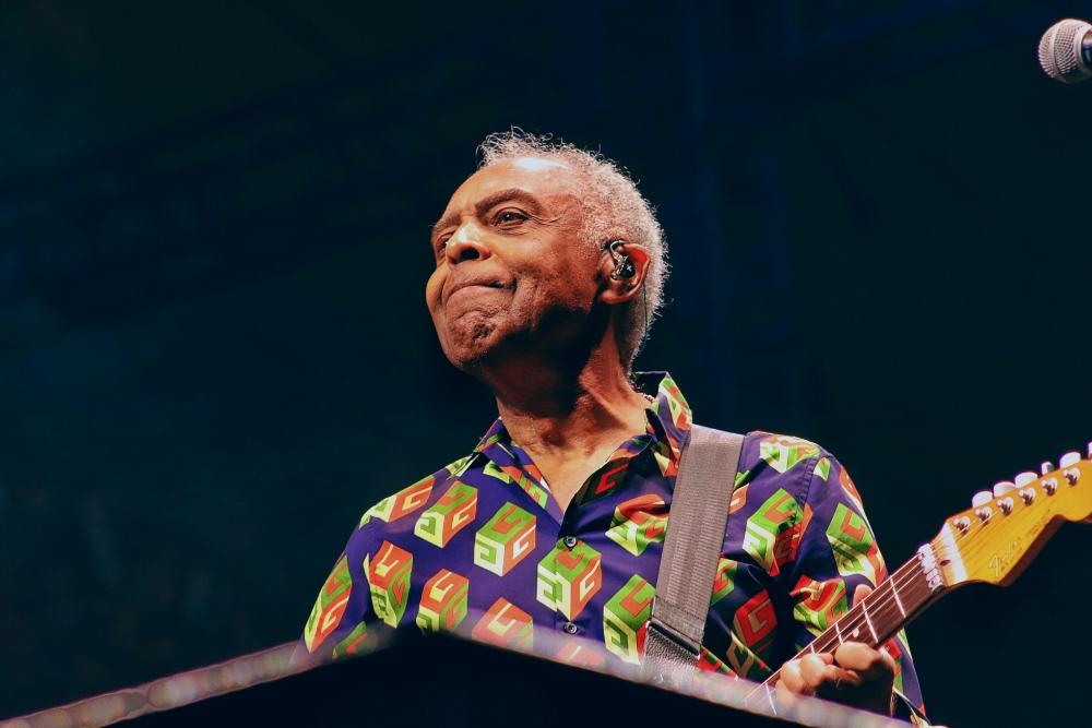 Gilberto Gil no Encontros Tropicais 2019