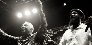 Gilberto Gil e BaianaSystem no Encontros Tropicais