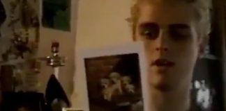 Billie Joe Armstrong em vídeo agradecendo fã (1996)