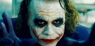 Heath Ledger como Coringa
