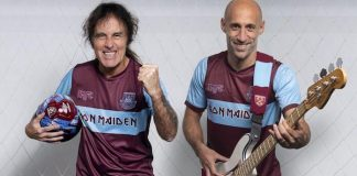 Iron Maiden/West Ham
