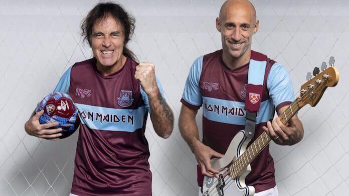 Iron Maiden/West Ham
