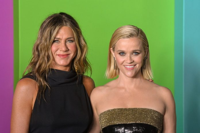 Jennifer Aniston e Reese Witherspoon