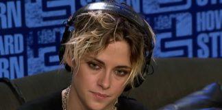 Kristen Stewart no programa de Howard Stern