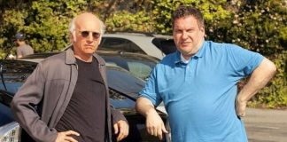 Larry David e Jeff Garling