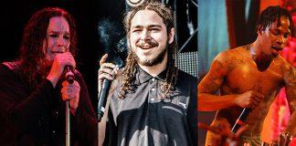 Ozzy Osbourne, Post Malone e Travis Scott