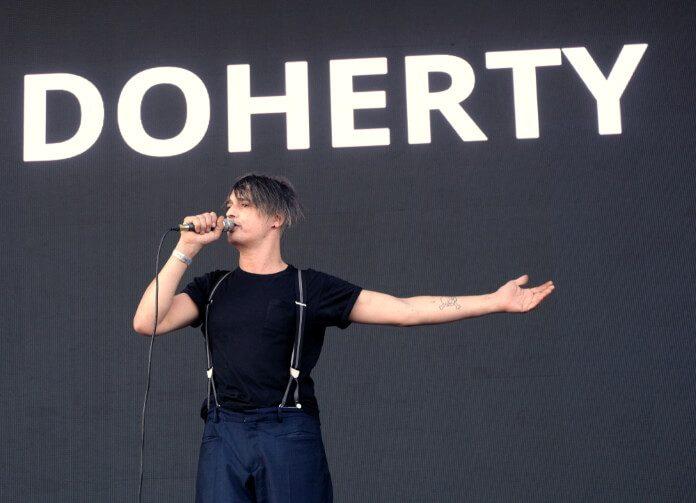 Pete Doherty em 2017