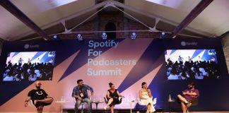 Spotify realiza em São Paulo evento focado em podcasts