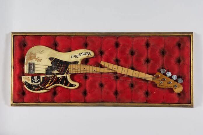 Exposição do The Clash