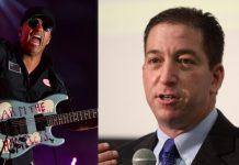 Tom Morello e Glenn Greenwald