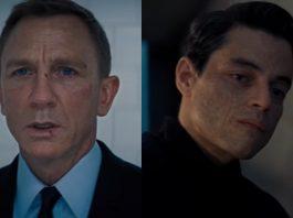 007 Sem Tempo Para Morrer Irmão Rami Malek