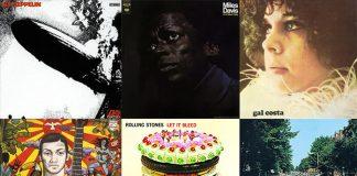10 discos históricos de 1969