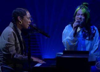Alicia Keys e Billie Eilish