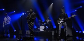 Bloc Party James Corden