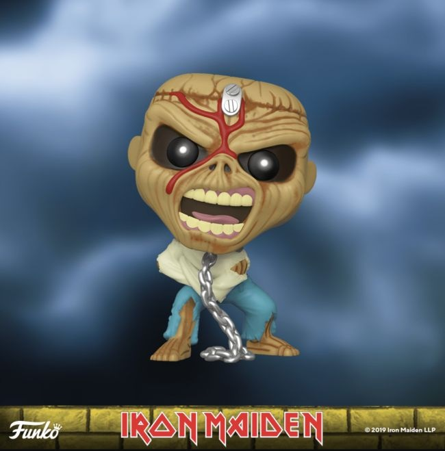 Eddie Iron Maiden Funko 4