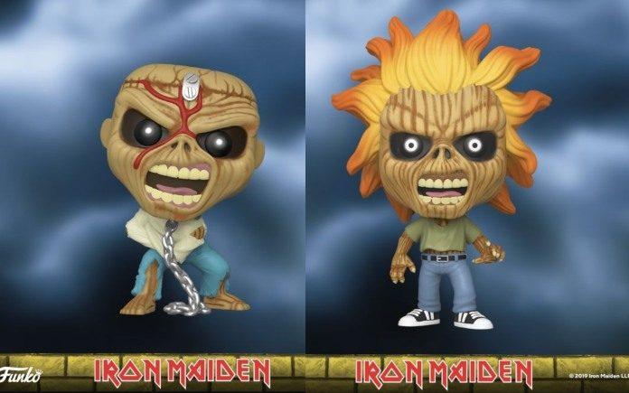 Eddie Iron Maiden Funko