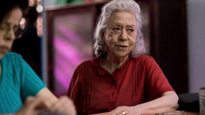 Fernanda Montenegro em Vida Invisível Ancine