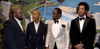 Kanye West e JAY-Z