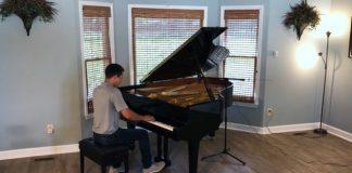 Piano Survivor Eye of the Tiger