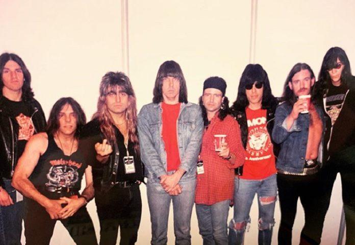 Ramones e Motörhead